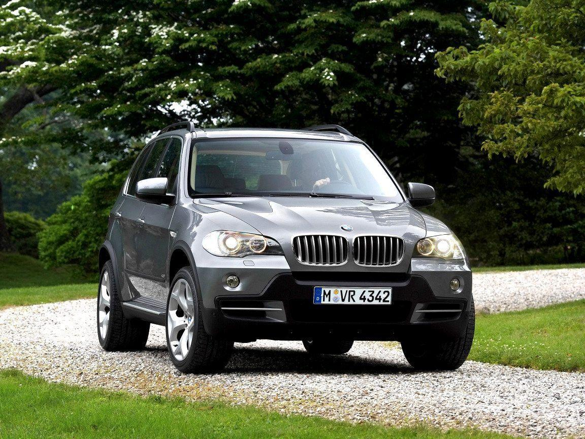 2007 BMW X5 Wallpaper 16 - 1152x864