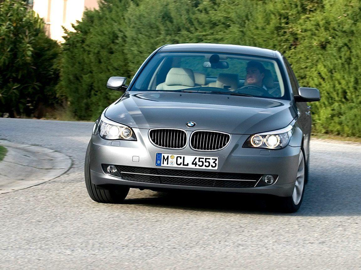 2008 BMW 5 Series Wallpaper 11 - 1152x864