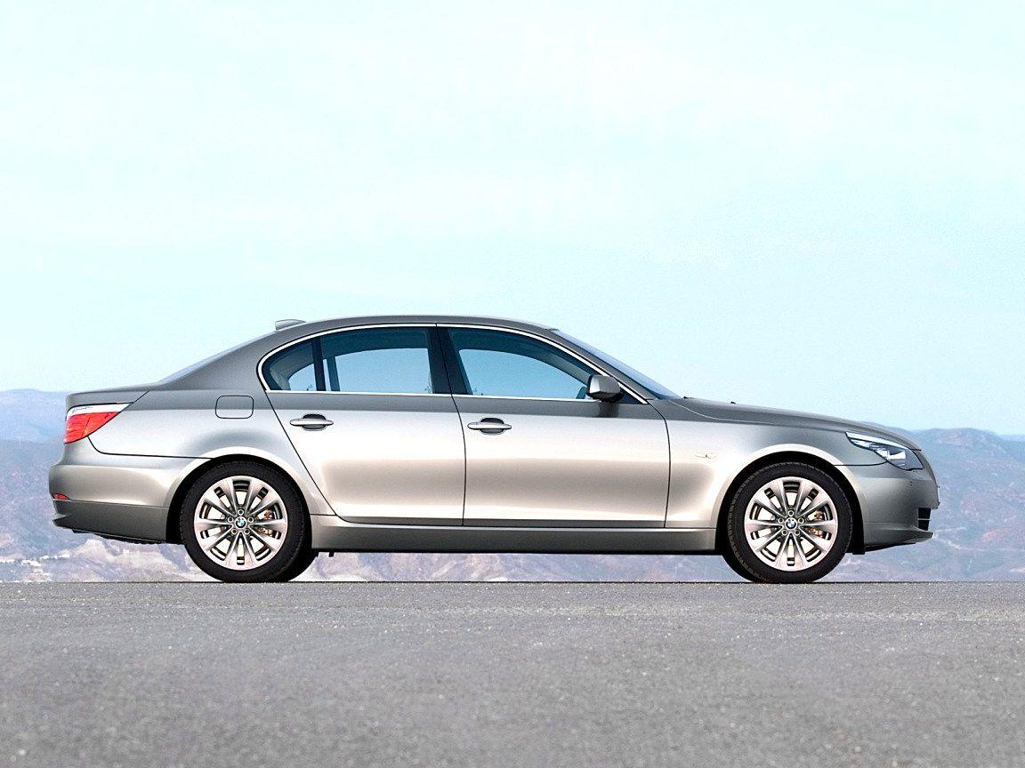 2008 BMW 5 Series Wallpaper 12 - 1152x864