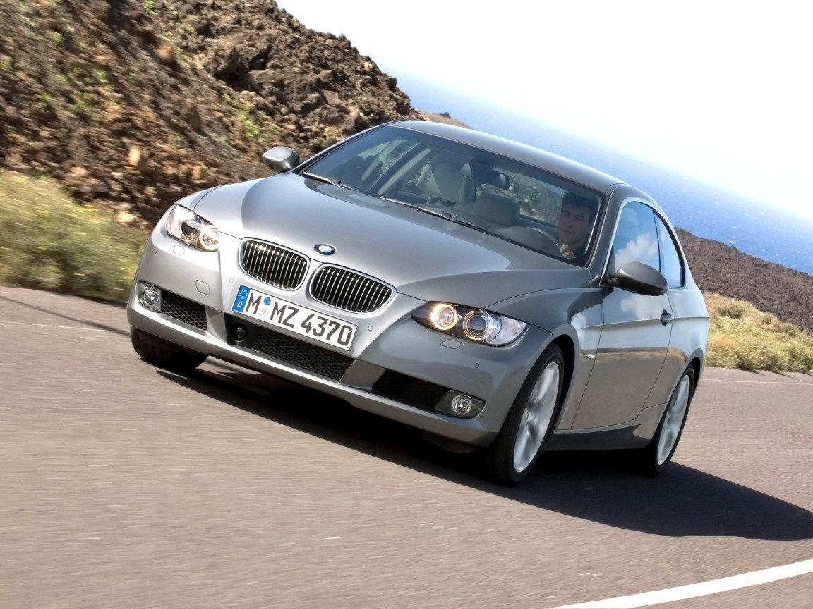2007 BMW 335i Coupe Wallpaper 01 - 1152x864