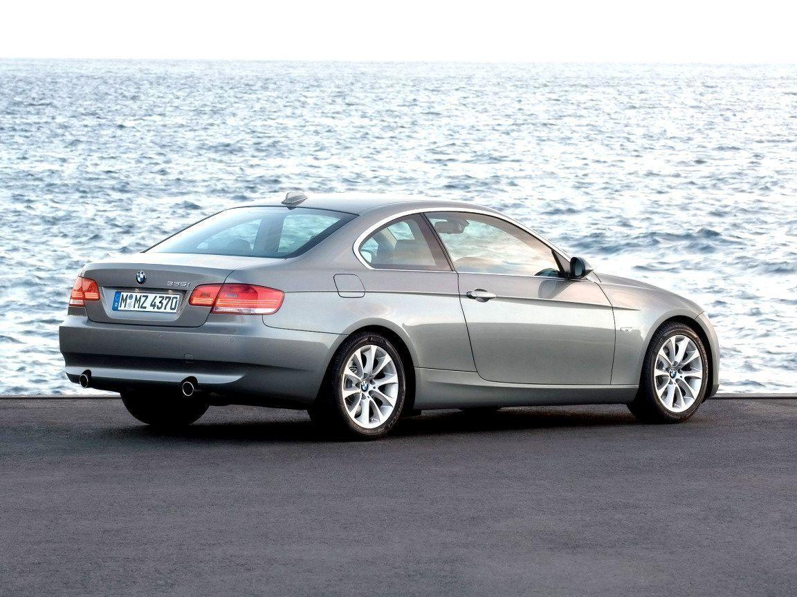 2007 BMW 335i Coupe Wallpaper 06 - 1152x864