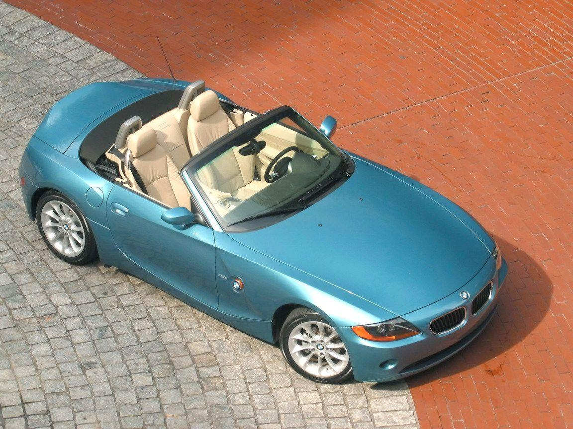 BMW Z4 Roadster Wallpaper 23 - 1152x864