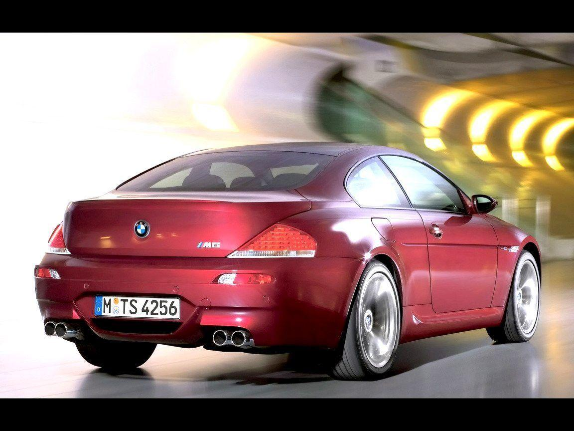 2006 BMW M6 Wallpaper 11 - 1152x864