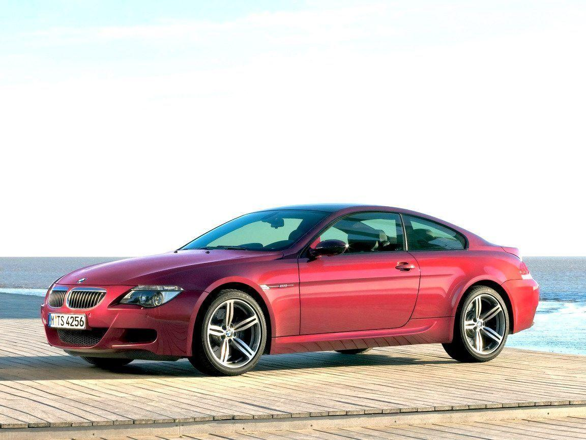 2006 BMW M6 Wallpaper 01 - 1152x864