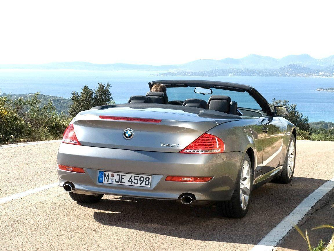 2008 BMW 6 Series Wallpaper 44 - 1152x864
