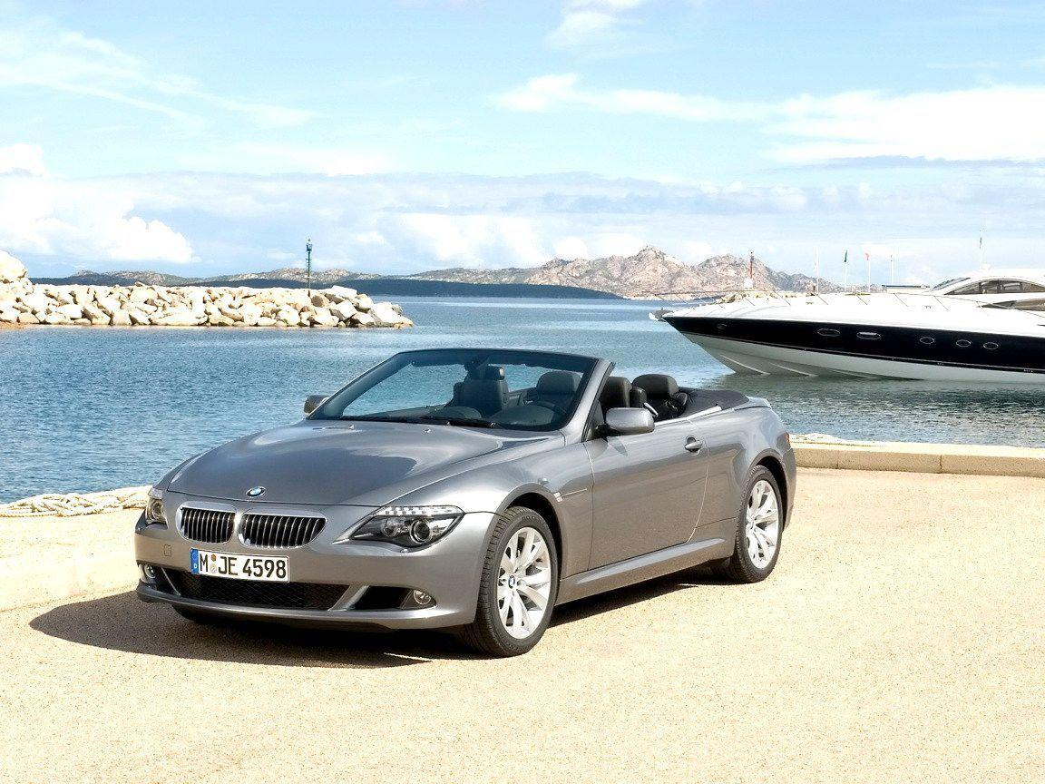 2008 BMW 6 Series Wallpaper 19 - 1152x864