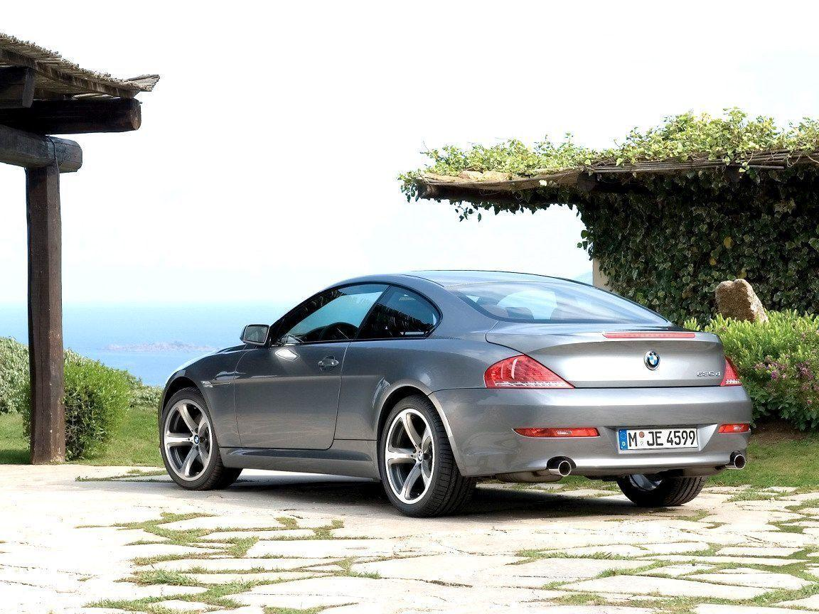 2008 BMW 6 Series Wallpaper 35 - 1152x864