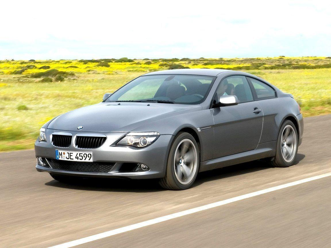 2008 BMW 6 Series Wallpaper 16 - 1152x864