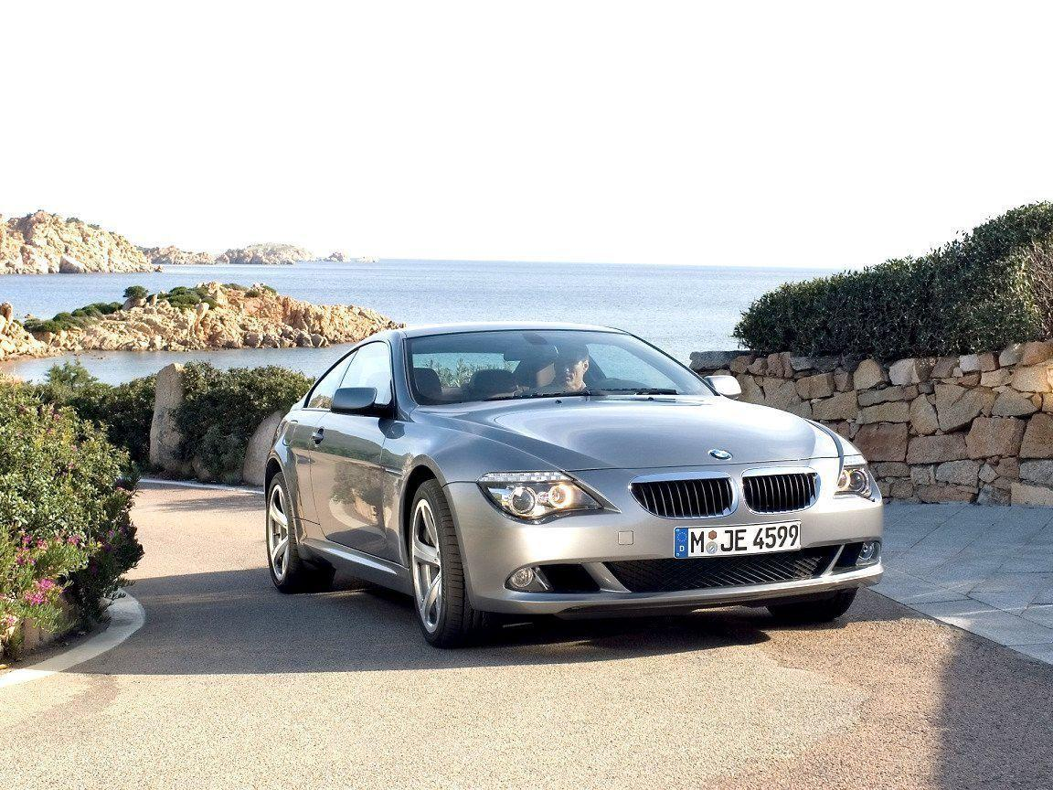 2008 BMW 6 Series Wallpaper 24 - 1152x864
