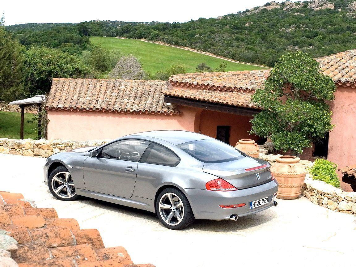 2008 BMW 6 Series Wallpaper 38 - 1152x864
