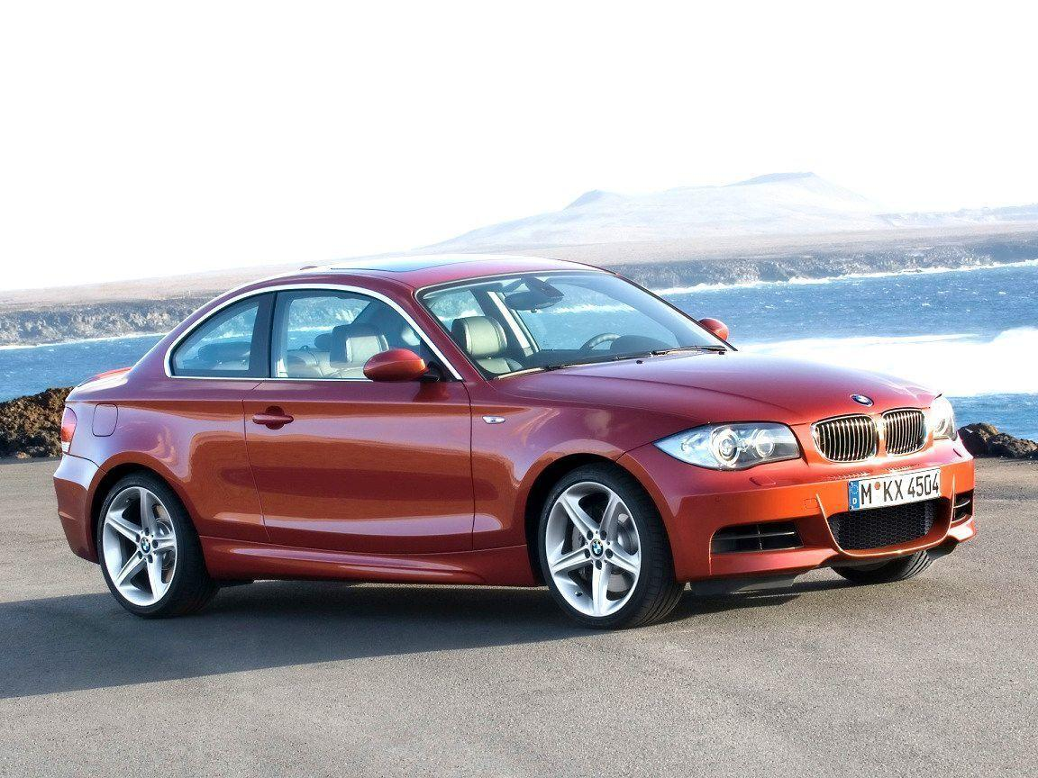 2008 BMW 1 Series Coupe Wallpaper 07 - 1152x864