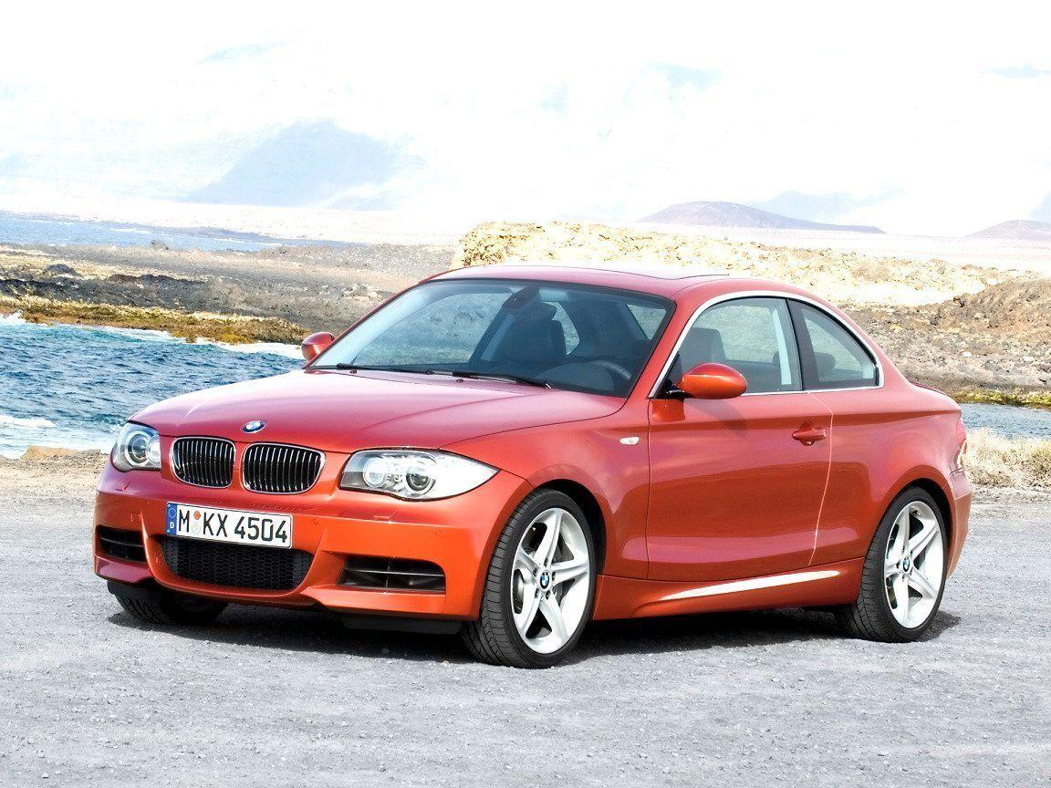 2008 BMW 1 Series Coupe Wallpaper 06 - 1152x864