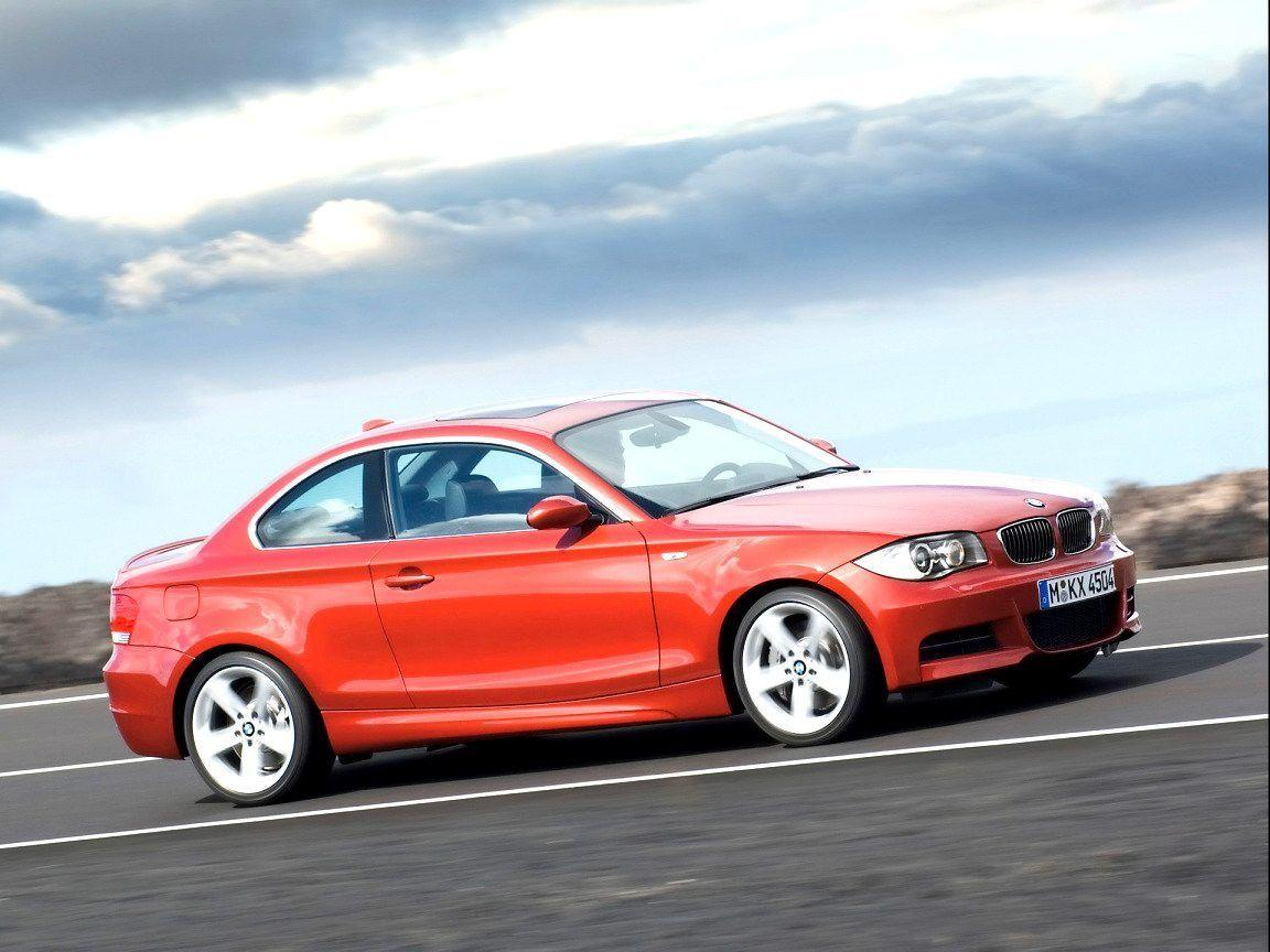 2008 BMW 1 Series Coupe Wallpaper 16 - 1152x864