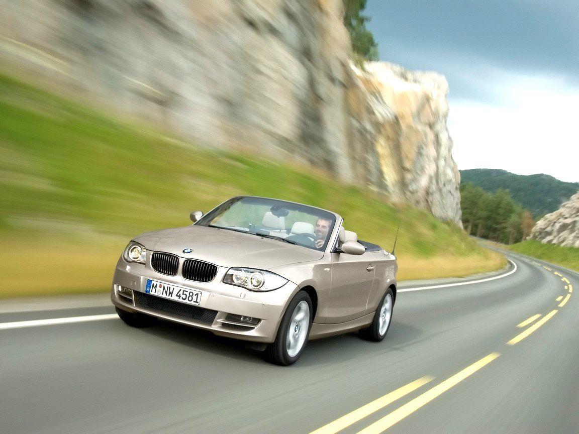 2008 BMW 1 Series Convertible Wallpaper 14 - 1152x864