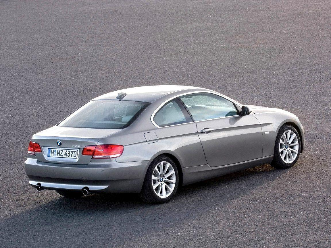 2007 BMW 335i Coupe Wallpaper 08 - 1152x864