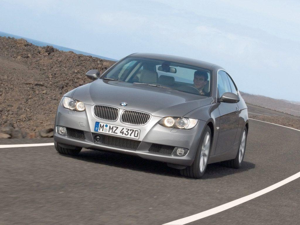 2007 BMW 335i Coupe Wallpaper 05 - 1024x768