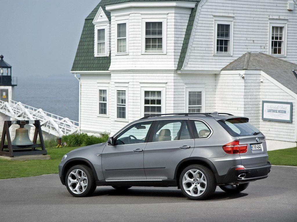 2007 BMW X5 Wallpaper 02 - 1024x768