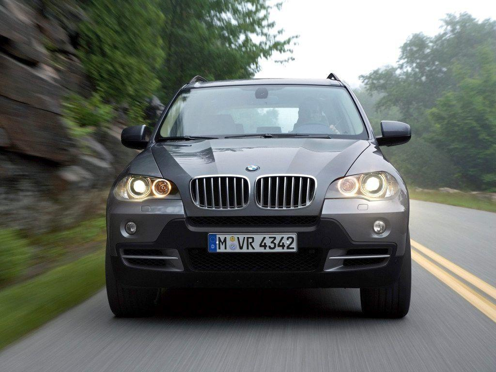 2007 BMW X5 Wallpaper 14 - 1024x768