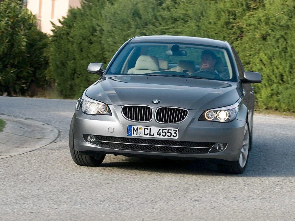 2008 BMW 5 Series Wallpaper 11 - 1024x768