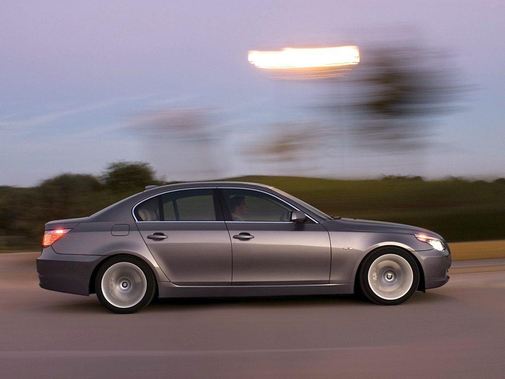 2008 BMW 5 Series Wallpaper 14 - 1024x768