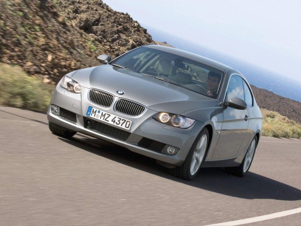 2007 BMW 335i Coupe Wallpaper 01 - 1024x768