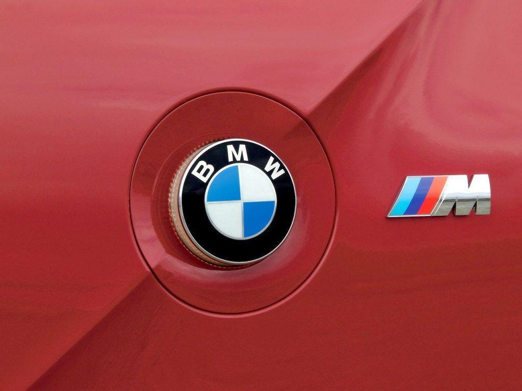BMW Z4 M Logo Wallpaper - 1024x768