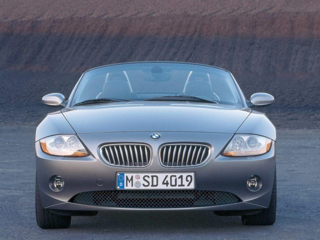 BMW Z4 Roadster Wallpaper 14 - 1024x768