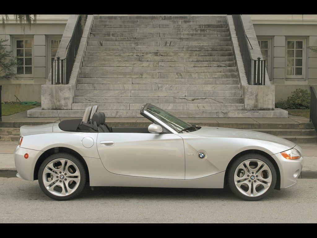 BMW Z4 Roadster Wallpaper 07 - 1024x768