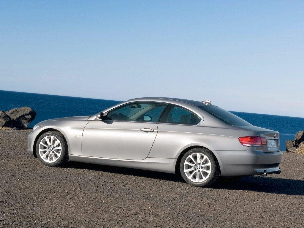 2007 BMW 335i Coupe Wallpaper 09 - 1024x768