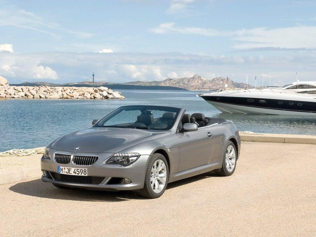 2008 BMW 6 Series Wallpaper 19 - 1024x768