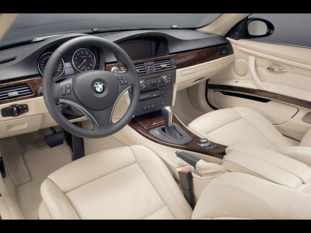 2007 BMW 335i Coupe Wallpaper 12 - 1024x768