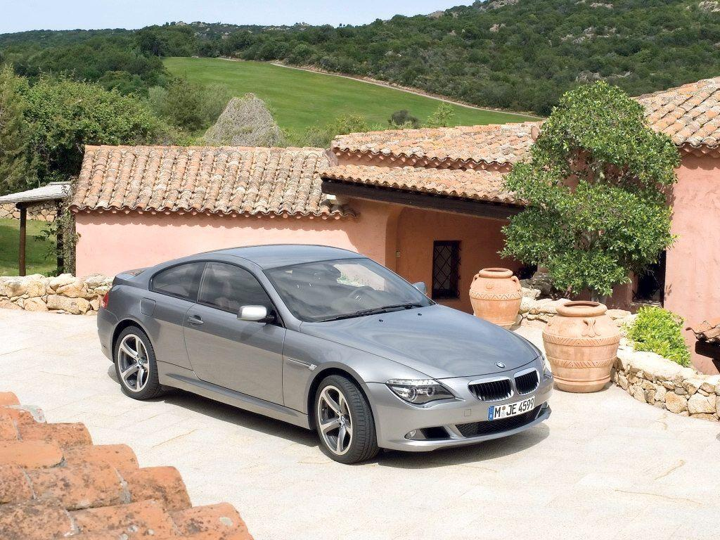 2008 BMW 6 Series Wallpaper 17 - 1024x768