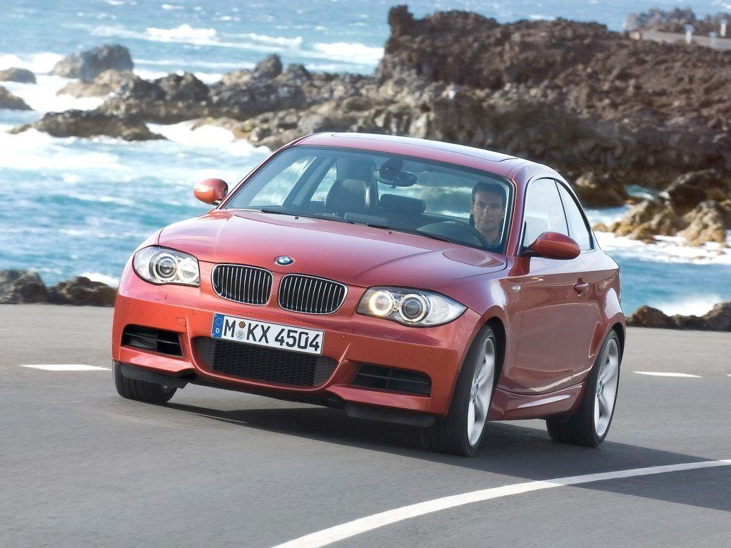 2008 BMW 1 Series Coupe Wallpaper 12 - 1024x768