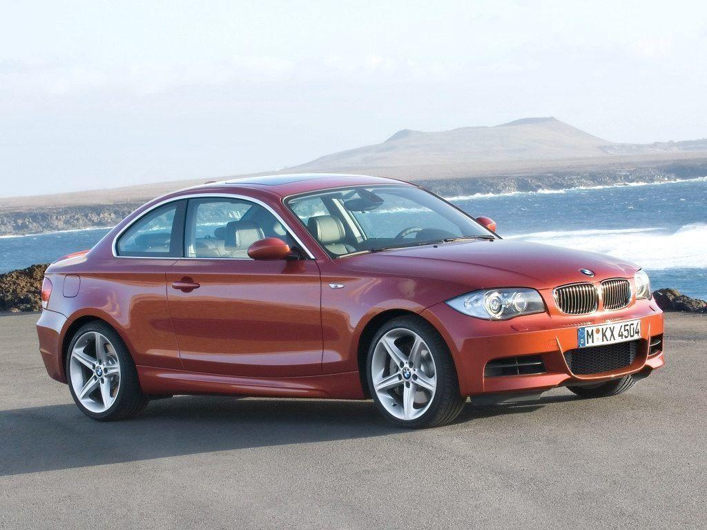 2008 BMW 1 Series Coupe Wallpaper 07 - 1024x768
