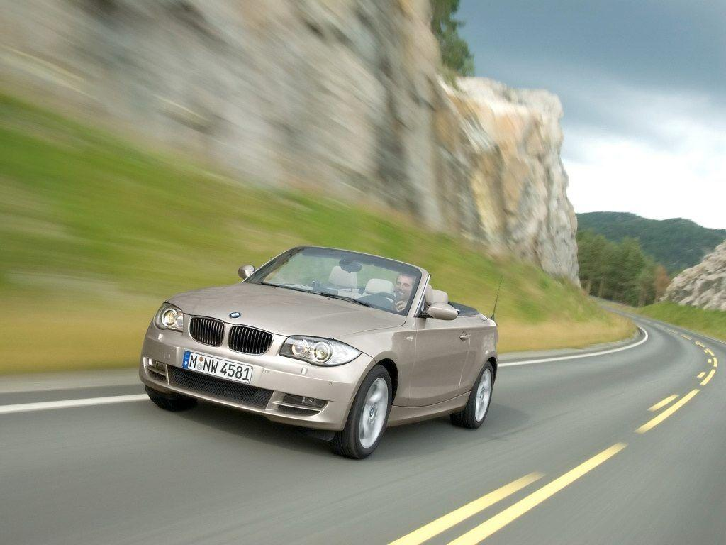 2008 BMW 1 Series Convertible Wallpaper 14 - 1024x768