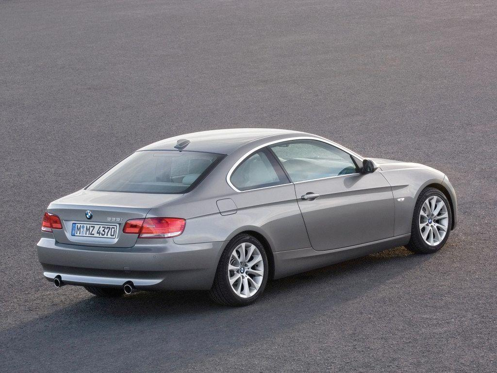 2007 BMW 335i Coupe Wallpaper 08 - 1024x768