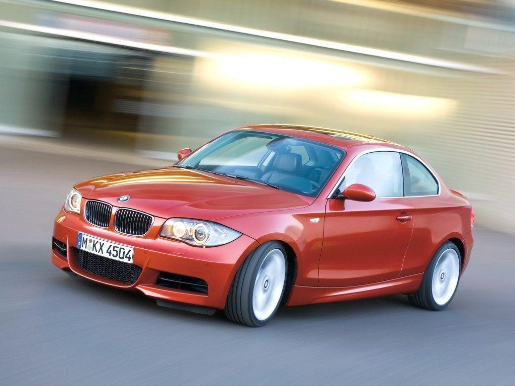2008 BMW 1 Series Coupe Wallpaper 09 - 1024x768