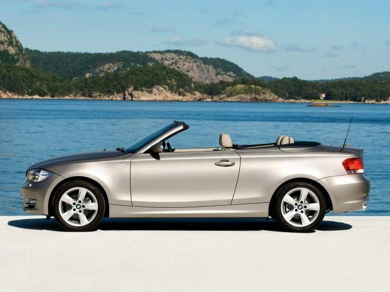 2008 BMW 1 Series Convertible Wallpaper 16 - 800x600