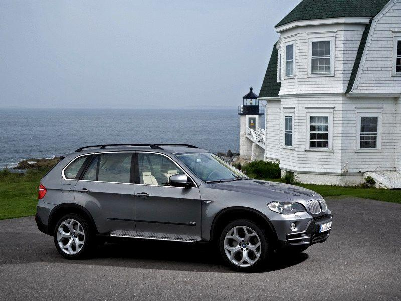 2007 BMW X5 Wallpaper 03 - 800x600