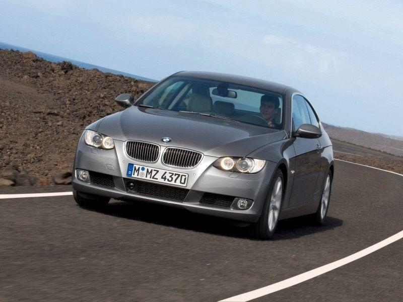2007 BMW 335i Coupe Wallpaper 05 - 800x600
