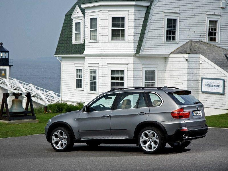2007 BMW X5 Wallpaper 02 - 800x600
