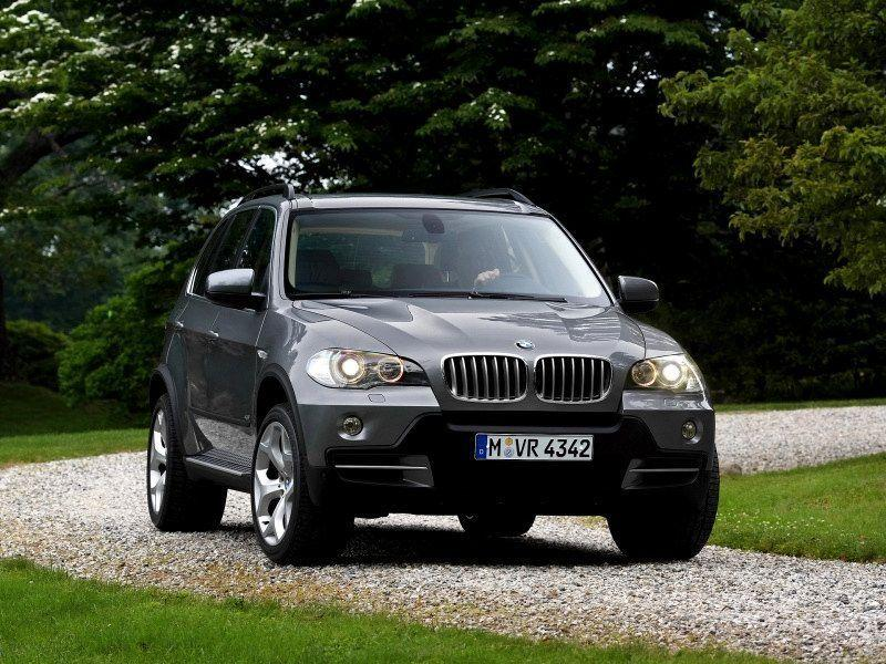 2007 BMW X5 Wallpaper 16 - 800x600