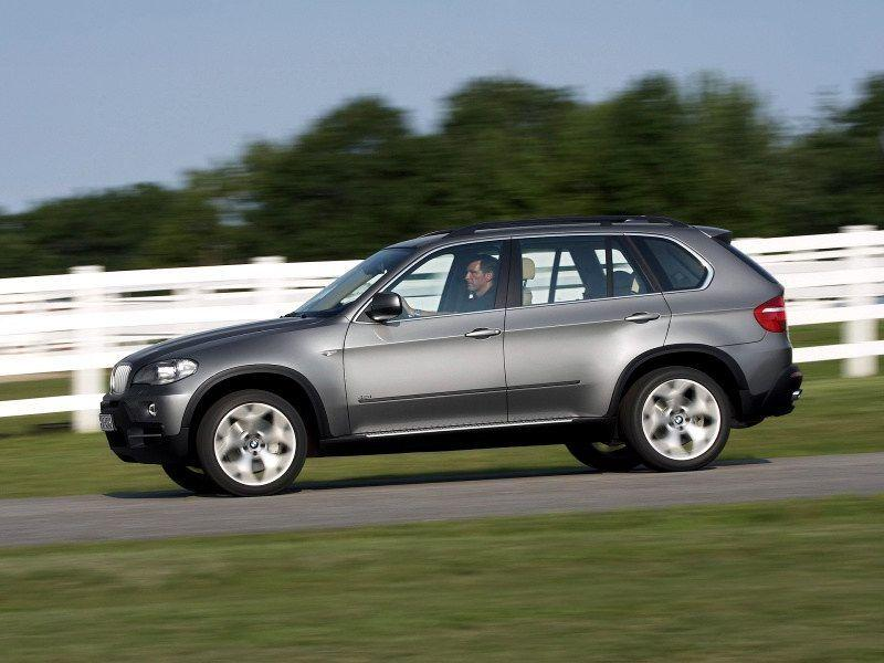 2007 BMW X5 Wallpaper 01 - 800x600