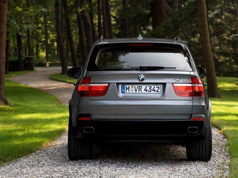 2007 BMW X5 Wallpaper 07 - 800x600