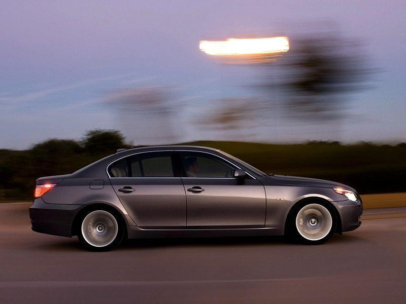 2008 BMW 5 Series Wallpaper 14 - 800x600