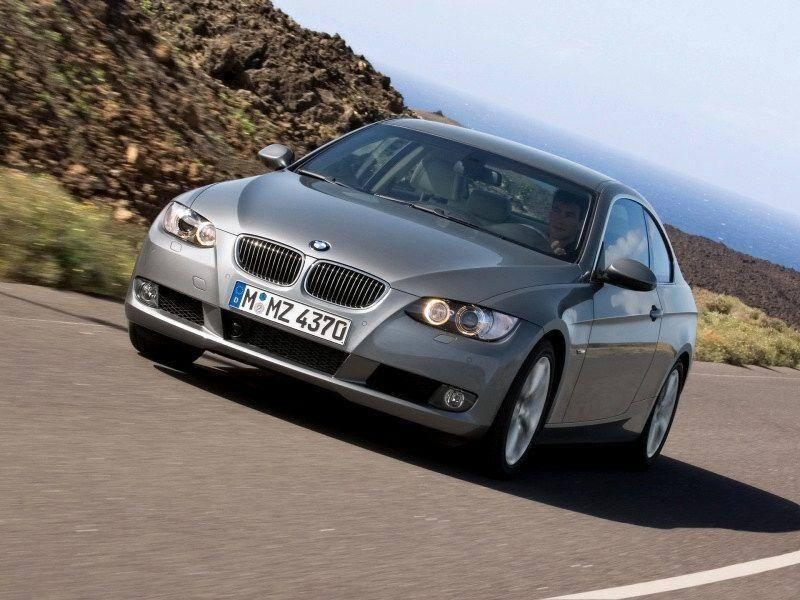 2007 BMW 335i Coupe Wallpaper 01 - 800x600