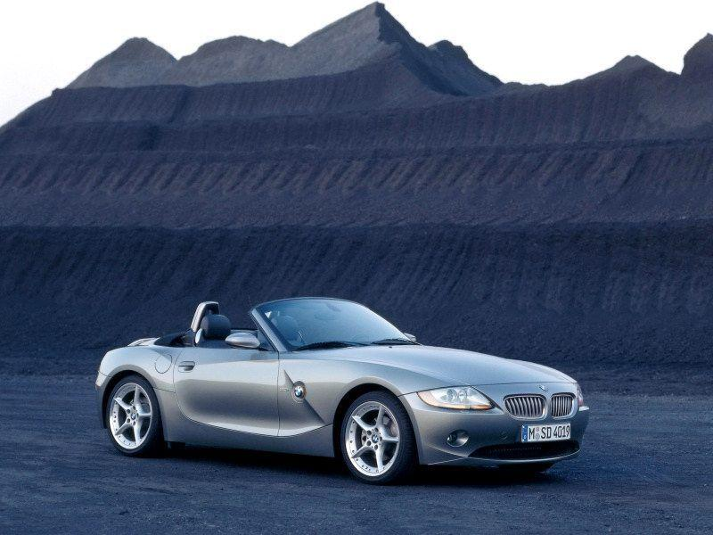 BMW Z4 Roadster Wallpaper 02 - 800x600