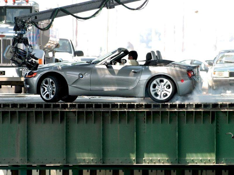 BMW Z4 Roadster Wallpaper 24 - 800x600