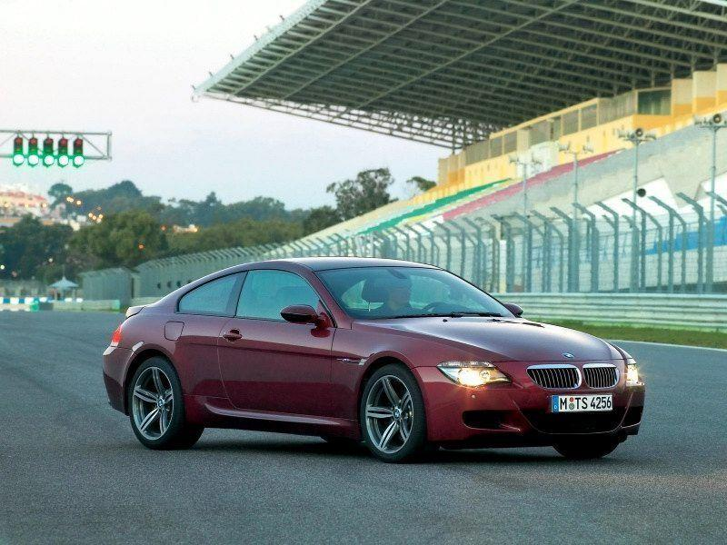 2006 BMW M6 Wallpaper 13 - 800x600