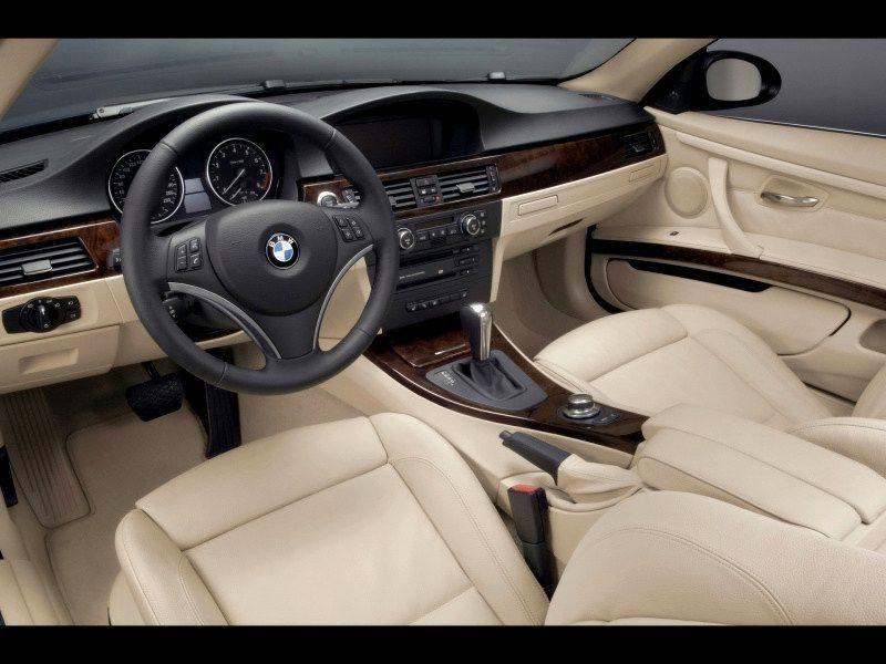 2007 BMW 335i Coupe Wallpaper 12 - 800x600